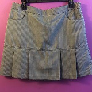 "Adidas - skirt short combo size 8 length: 17"""
